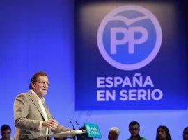 Rajoy firmará mañana en Pamplona el acuerdo con UPN y después viajará a Logroño para un acto del PP