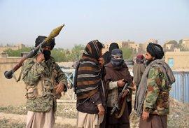 Mueren 18 talibán en un enfrentamiento entre facciones en el sur de Afganistán