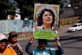 Las balas en el cadáver de Berta Cáceres ayudaron a ubicar a sus supuestos asesinos