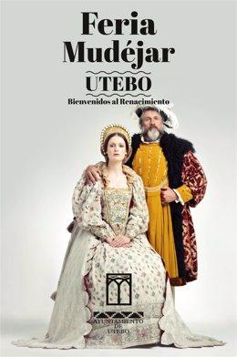 Cartel de la Feria Mudéjar de Utebo