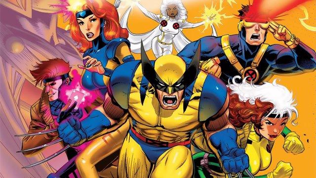 X-Men serie de televisión