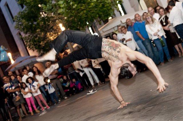 Villanueva de Gállego celebra este sábado el Festival Tapas y Danza