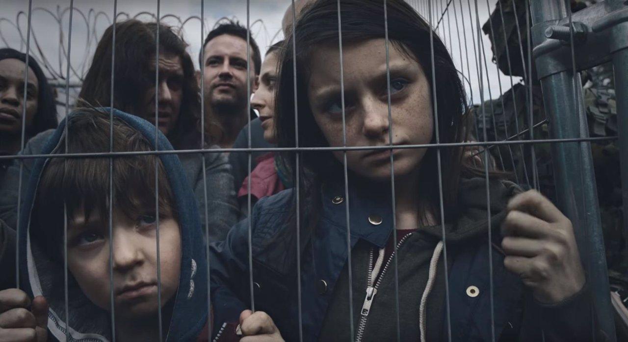 Nuevo vídeo muestra como sería la travesía de una niña refugiada británica