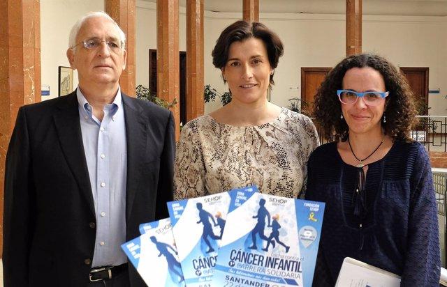 Carrera solidaria investigación cáncer infantil