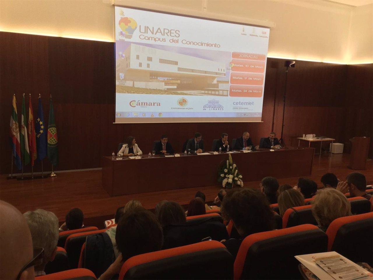 Celebración de las jornadas Campus del Conocimiento.