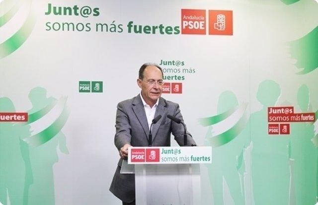 El diputado por Huelva en el Congreso José Juan Díaz Trillo.