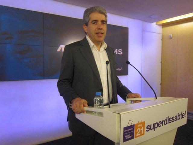 Francesc Homs (CDC)