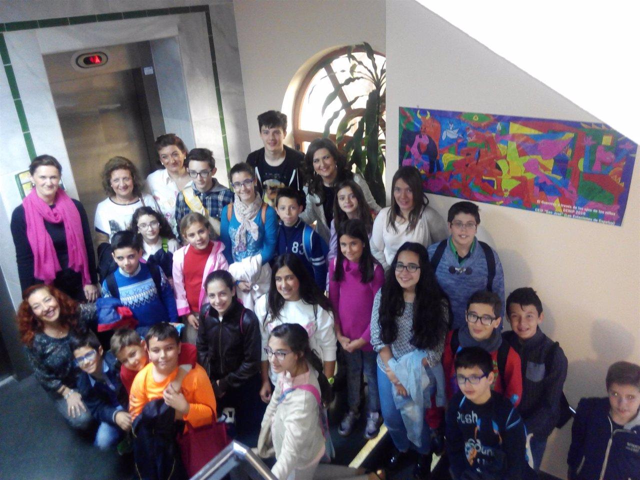 Jornada de puertas abiertas en la Delegación de Educación