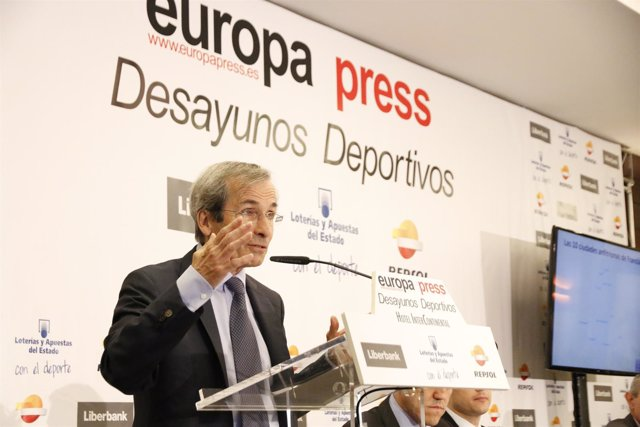 Yves Saint-Geours, Embajador Francia, Desayunos Europa Press