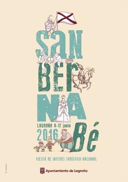 Cartel de San Bernabé 2016