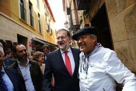 """Rajoy: Podemos-IU es una """"coalición de extremistas y radicales que no conviene al progreso del país"""""""