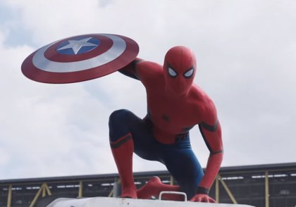 Civil War: Así consiguió Tom Holland su papel de Spiderman