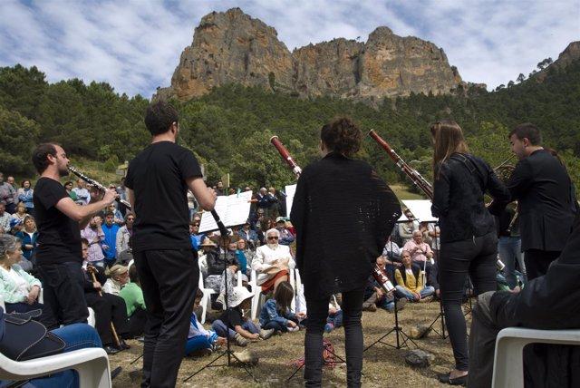 Festival de Música en Segura
