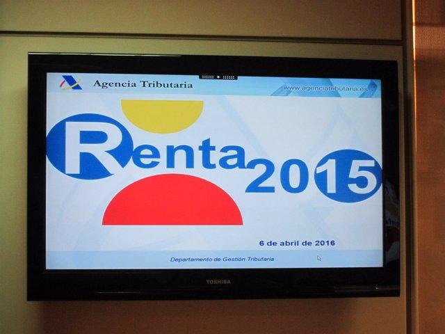 Campaña Renta 2015