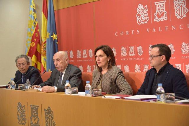 Comisión de Peticiones de las Corts
