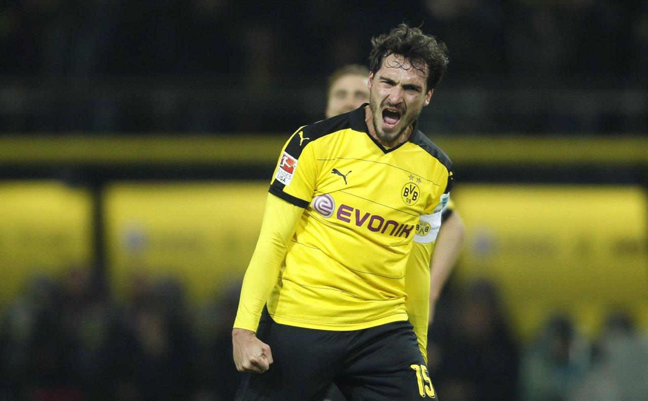 Mats Hummels Borussia Dortmund Eintracht Frankfurt