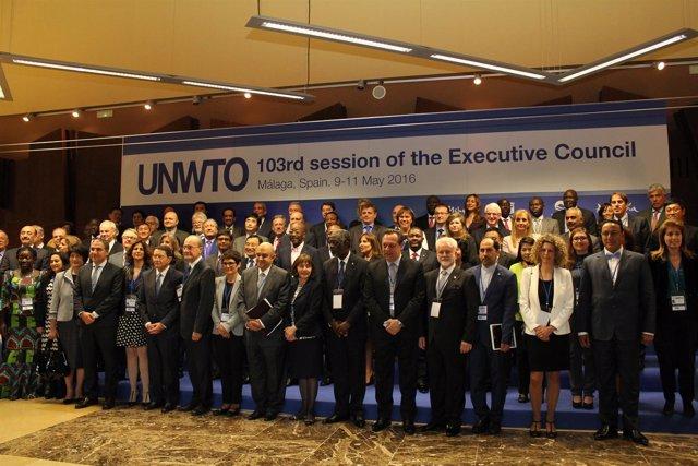 Consejo Ejecutivo OMT