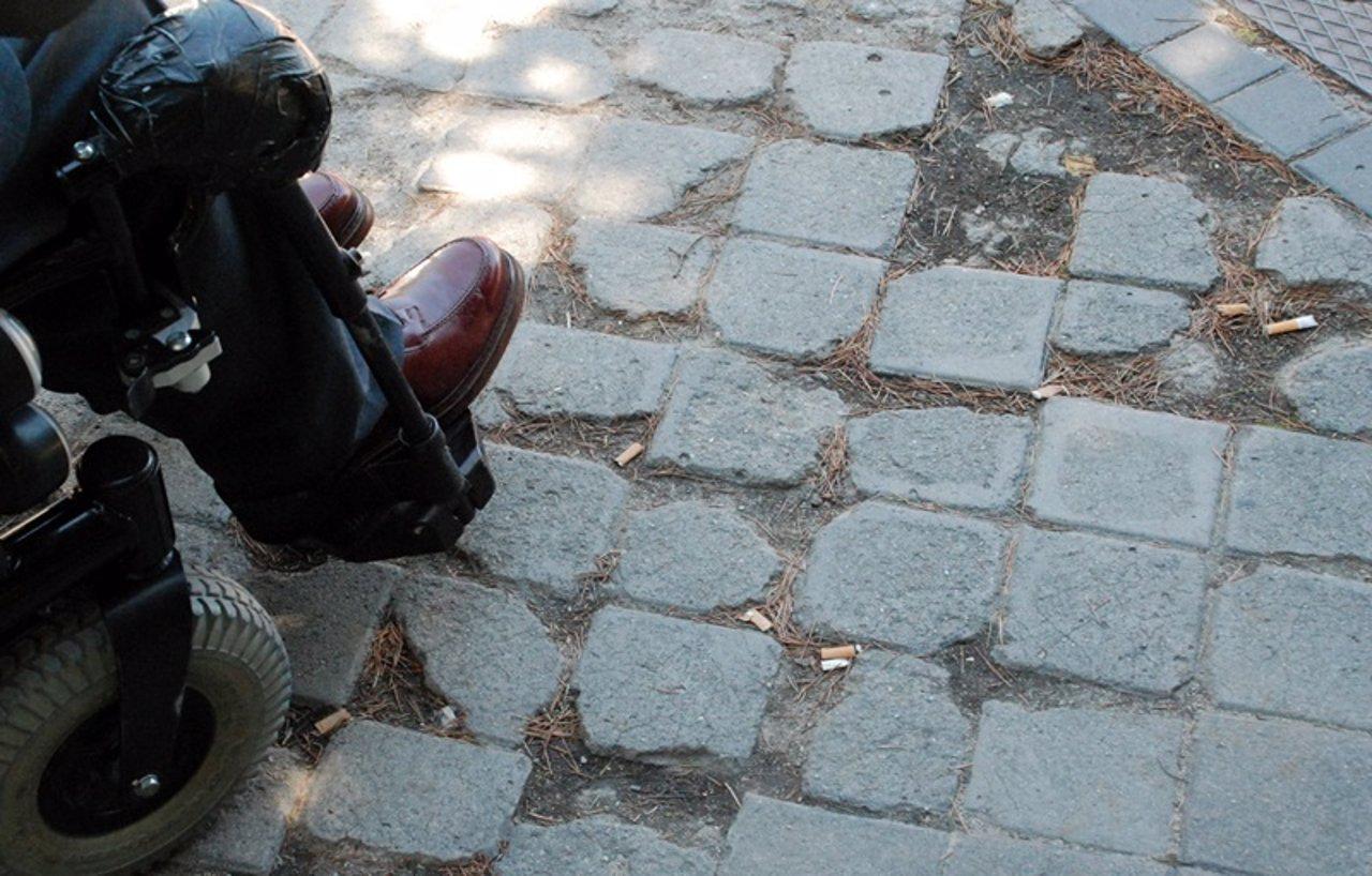 Ndp: FAMMA Reclama Un Plan De Rehabilitación Urgente De Aceras Y Calzadas Para L