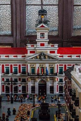 Información Para Agendas: LEGO Celebra San Isidro Con Una Exposición De Edificio