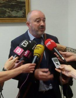 Miguel Ángel Subirán, fiscal anticorrupción