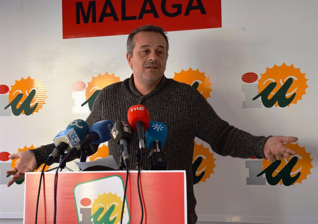 José Antonio Castro, parlamentario IU, (IULV-CA)