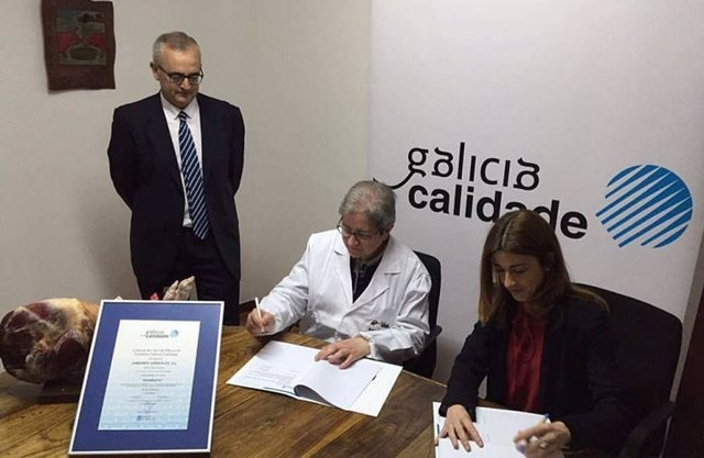 NP Galicia Calidade Jamones Gonzalez