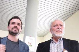 """A Julio Anguita no le preocupa si IU desaparece pues solo es """"una herramienta"""" para un fin"""