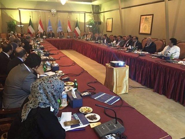 Conversaciones de paz sobre Yemen