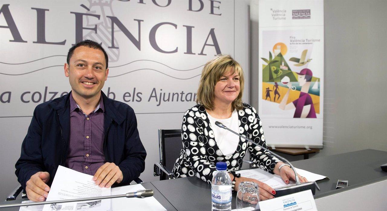 Pilar Moncho y Pau Pérez