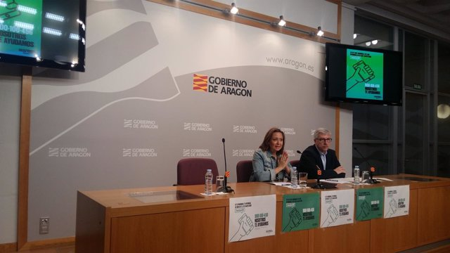 Presentación del plan integral contra el acoso escolar en Aragón