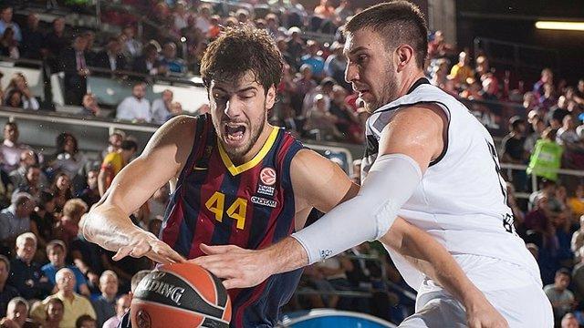 Ante Tomic Dejan Musli Barcelona ICL Manresa