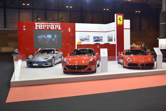 Ferrari en Madrid Auto