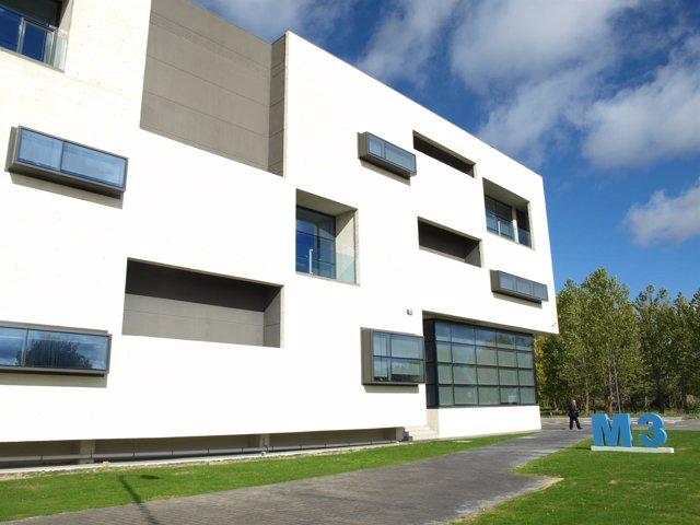 Edificio M3 del Parque Científico de la USAL