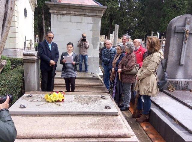 Homenaje a la familia Romero de Torres