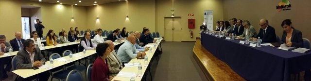 Reunión con la Asociación Hotelera de Playa de Palma