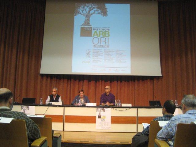 Jornada sobre la Ley de Patrimonio Arbóreo Monumental