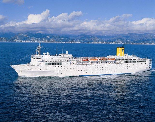Buque de Costa Cruceros