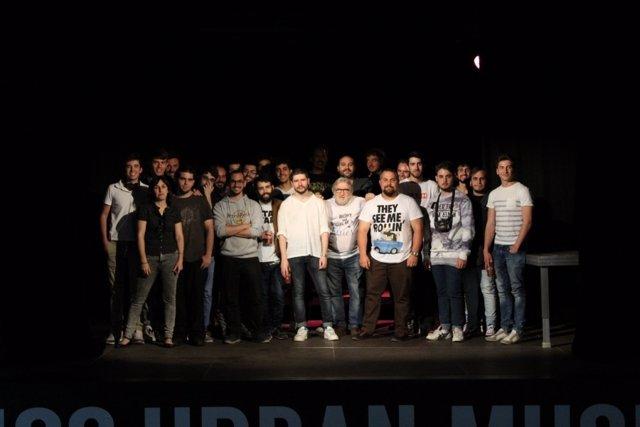 Formaciones musicales que actuarán en 'UCO Urban Music'