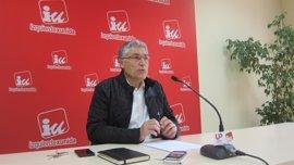 IU Asturias exigirá a la dirección Federal renegociar la lista electoral