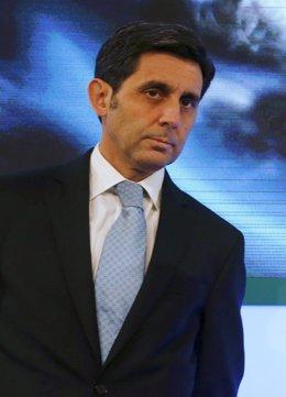 Jose Maria Alvarez-Pallete, presidente de Telefónica