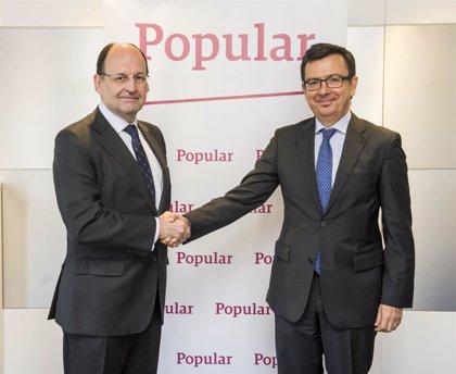 Popular y el BEI ponen 300 millones de euros a disposición de las pymes