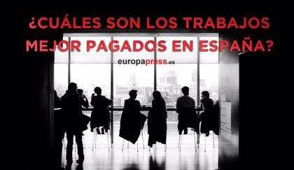 Estos son los trabajos mejor pagados y más demandados en España