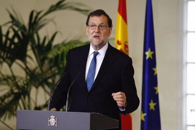Rajoy entrega las Medallas de Oro del Mérito al Trabajo