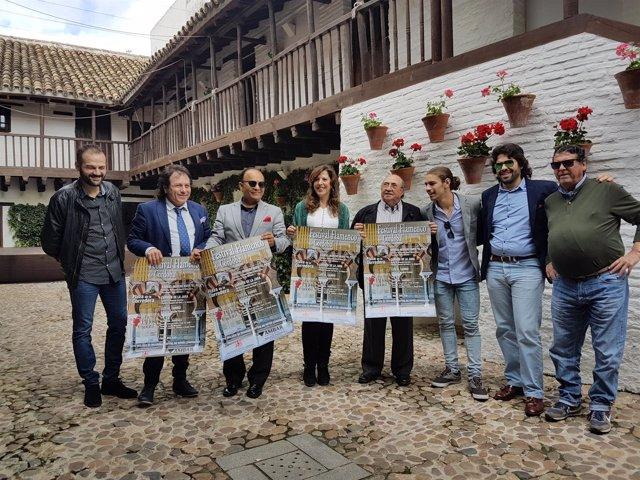 Presentación del VIII Festival Flamenco de Córdoba