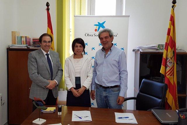 """NP + Fotos Colaboracion Programa """"Atencion A La Infancia"""" Comarca Bajo Aragon Y"""