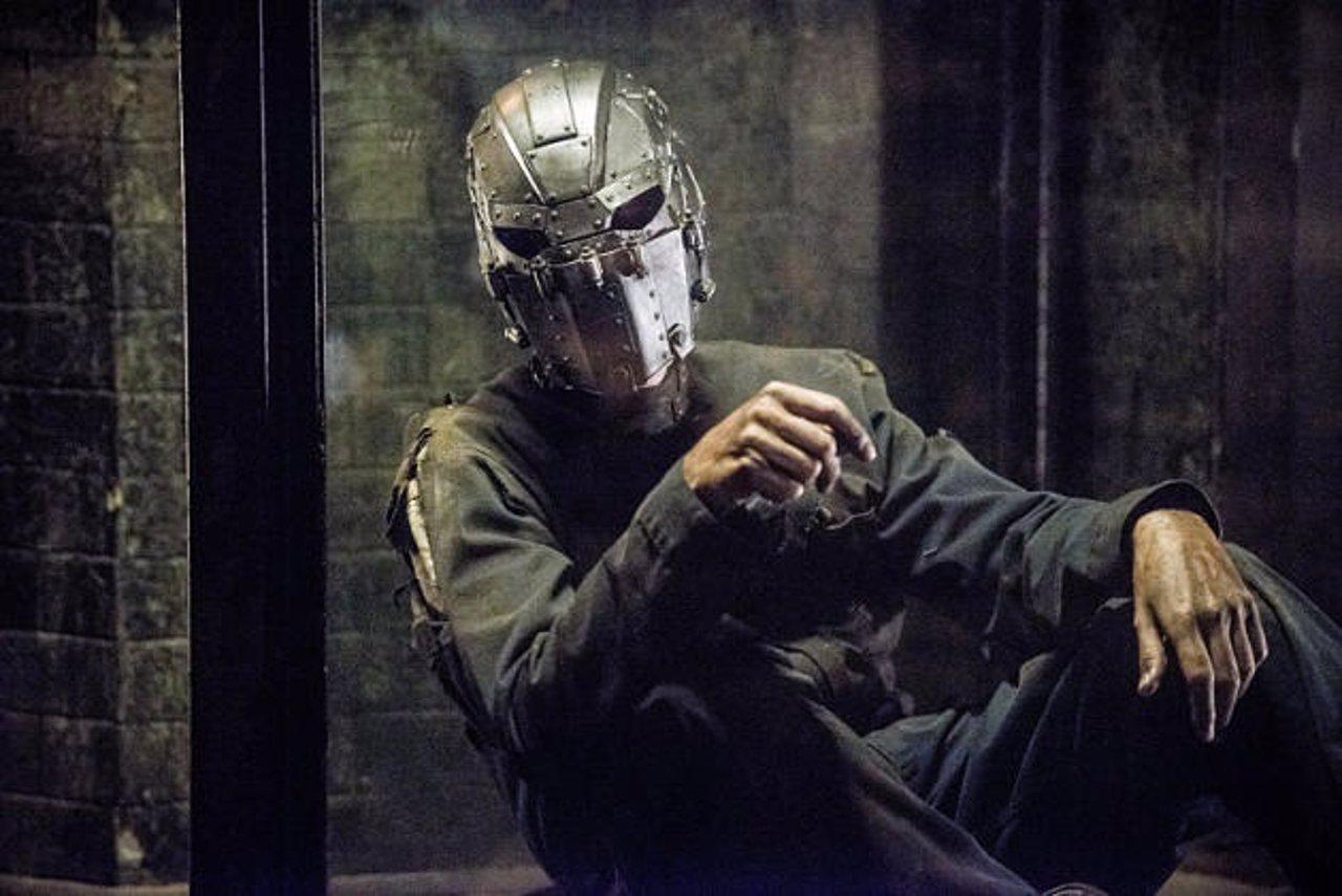 El hombre enmascarado de The Flash