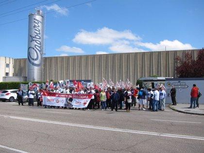 Trabajadores de Lauki y Dulciora se concentrarán hoy en sus centros de trabajo