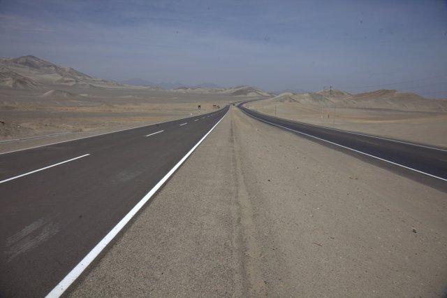 Autopista de OHL en Perú