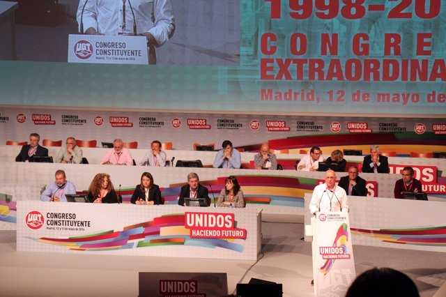 Congreso extraordinario MCA-UGT