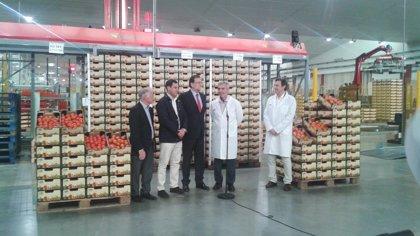 """Rajoy destaca el potencial exportador de España, """"capaz de competir con otros países"""""""